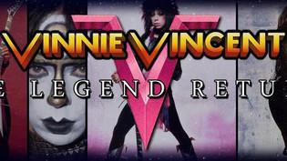 Former Kiss Guitarist Vinnie Vincent Announces His Return To Music