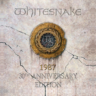 Whitesnake to Re-issue Iconic 1987 Album + New Album in 2018
