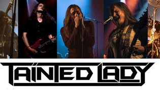 Tainted Lady release new single 'Loverman'