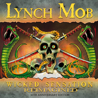 "LYNCH MOB To Release 'Wicked Sensation Reimagined"" on CD and Ltd. Splatter Vinyl"