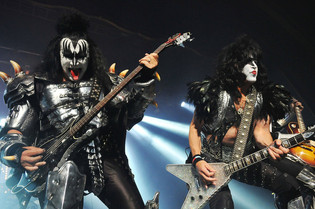Gene Simmons reveals that KISS have unreleased material ready to roll in the vaults