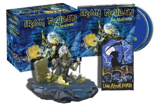 IRON MAIDEN To Release Remastered Live Collection 'Live After Death' & 'Rock In Rio&