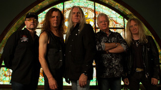 SAXON to celebrate 40 years with a UK tour with special guest Krokus, Diamond Head and Girlschool