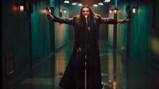 JASON MOMOA As OZZY OSBOURNE In Teaser For 'Scary Little Green Men' Video