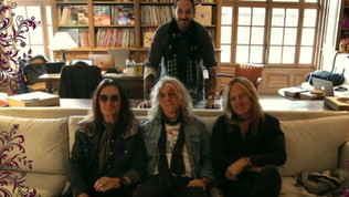 THE DEAD DAISIES Complete Recording First Album With GLENN HUGHES