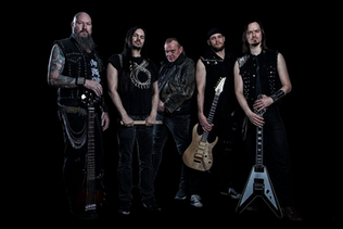 """Iron Angel release """"Sands Of Time"""" single & video"""