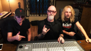 """JUDAS PRIEST commence work on follow up to """"Firepower"""""""