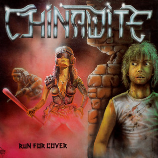 """CHINAWITE """"Run For Cover"""" official CD reissue out on September 18, 2020"""