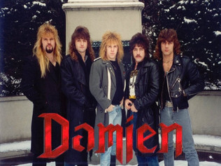 DAMIEN to release 4 deluxe CD+DVD editions via Lost Realm Records
