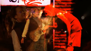 Jake E Lee's RED DRAGON CARTEL releases video for 'Crooked Man'