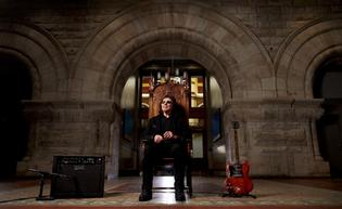"""WatchGibsonTV's """"ICONS""""withTony Iommi"""