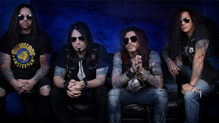 Kickin Valentina's new album will be released in early 2021