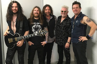 TYGERS OF PAN TANG To Enter the Studio in April