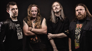 """NWOBHM legends Trespass have released a new music video """"Momentum"""""""