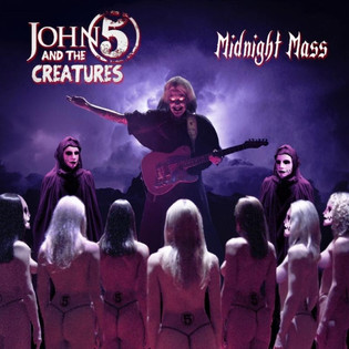 JOHN 5 AND THE CREATURES release 'Midnight Mass'