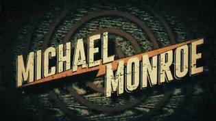 """Junk Planet"" lyric video from Michael Monroe's new album ""One Man Gang"""