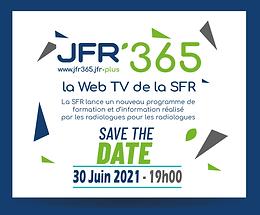 Lancement du JFR365