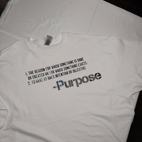 Definition of Purpose