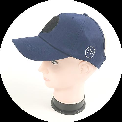 Blue Backless Base Hat