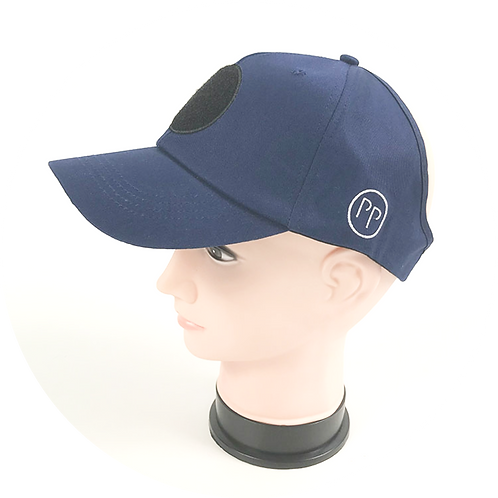 Blue LOC/Backless Base Hat