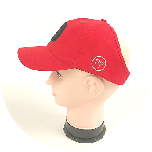 Red LOC/Backless Base Hat