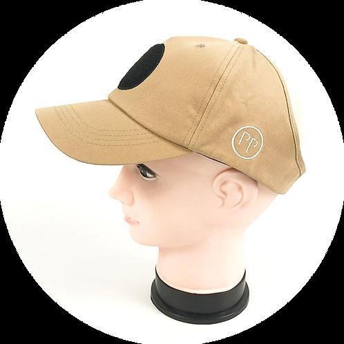 Khaki LOC/Backless Base Hat