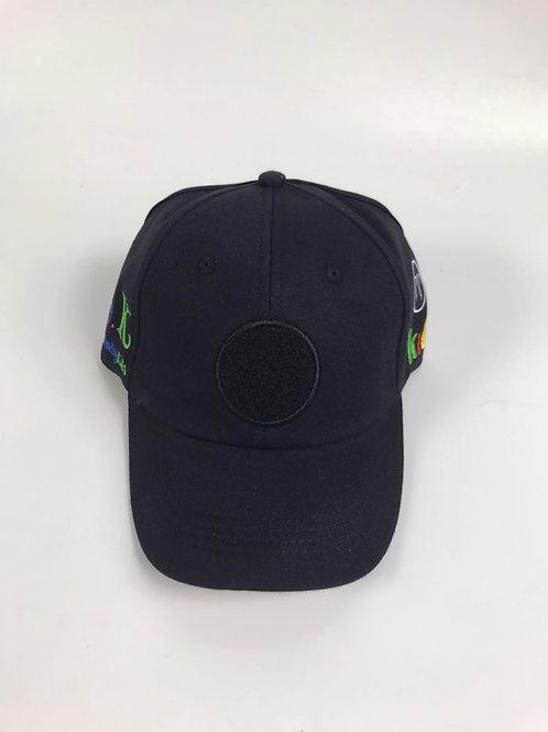 BLACK B.O.K BACKLESS HAT