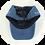 Thumbnail: Denim LOC/Backless Base Hat
