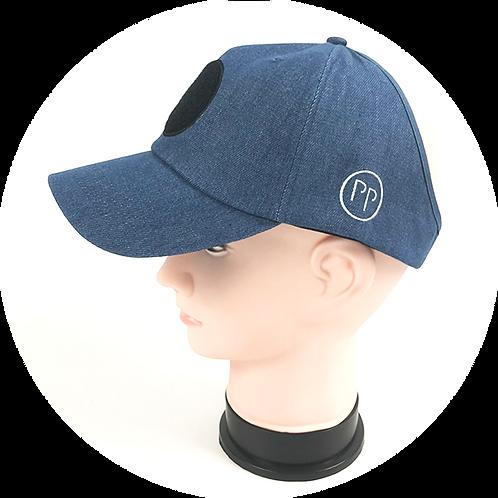 Denim LOC/Backless Base Hat