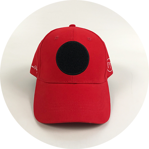 Red Base Hat