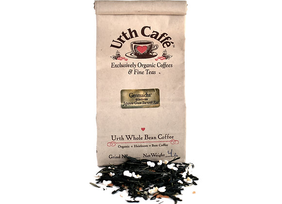 4 oz bag of Urth genmaicha tea