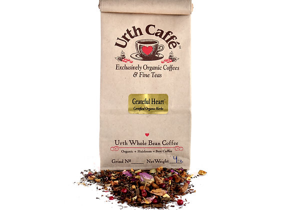 4 oz bag of Urth grateful heart tea