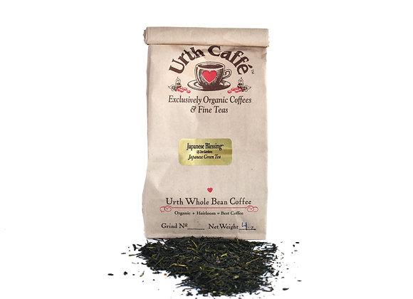 4 oz bag of Urth japanese blessing tea