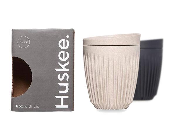 Huskee Cup+Lid | 8 oz