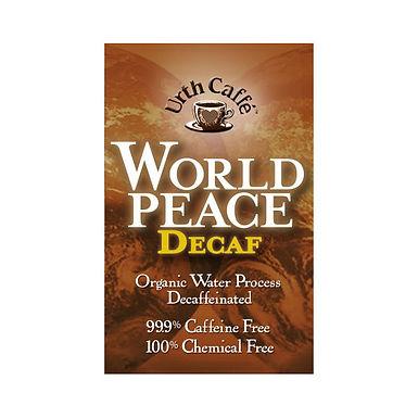 World Peace Decaf | 12 oz
