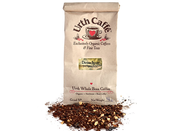 4 oz bag of Urth divine spice herbal chai