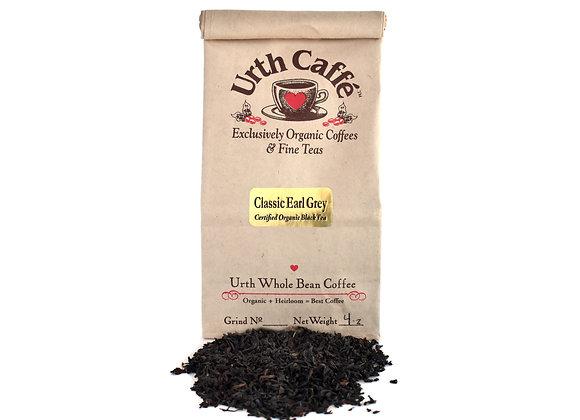 4 oz bag of Urth earl grey tea
