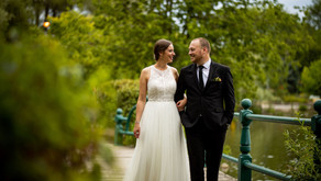 Backyard Micro Wedding | Sarah & Shaun | York Region Wedding