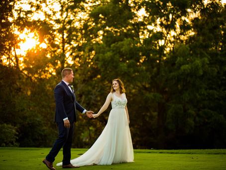 Julia & Kevin | Oshawa Golf & Curling Club Wedding | Durham Region Wedding Photographer