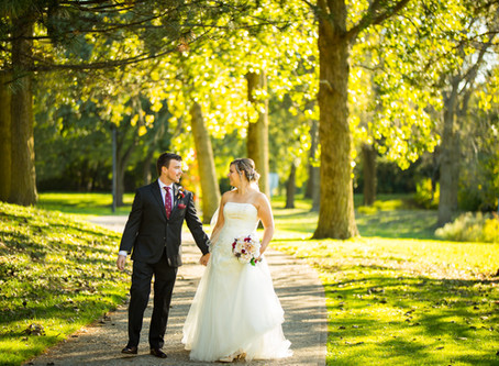 Stacy & Brent   Vows to Make You Cry   The Avenue Banquet Hall Wedding