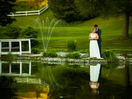 Trillium Trails Wedding | Kandice & Justin | Love Photos | Oshawa Wedding Photographer