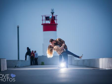 Durham Region Beach Engagement | Nicole + Tyler | Love Photos | Durham Region Wedding Photographer