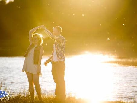 The Best Time of Day to Take Wedding and Engagement Photos | Golden Hour | Love Photos | Oshawa Wedd