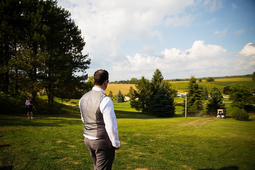 Summerlea Golf Club Wedding