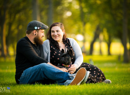 Durham Region Engagement   Jessie & Eric   Love Photos   Oshawa Wedding Photographer