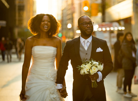 1 King West Wedding | Toronto Destination Wedding | Danny and  Valencia