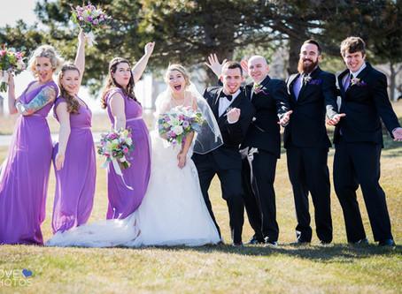 Ajax Convention Centre Spring Wedding | Nicole & Tyler | Durham Region Wedding Photographer