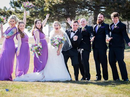 Ajax Convention Centre Spring Wedding   Nicole & Tyler   Durham Region Wedding Photographer