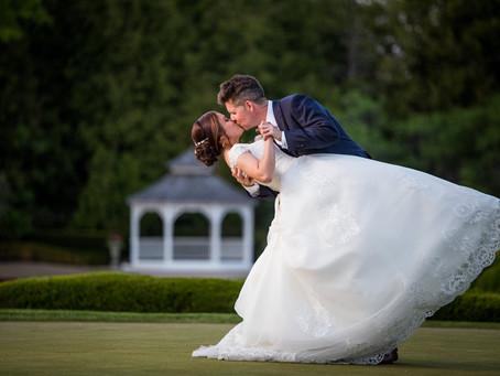 Jonna & Darren | Deer Creek Golf Course Wedding