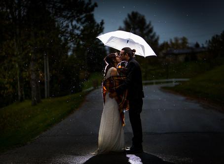 Trillium Trails Fall Wedding | Amanda & Dylan